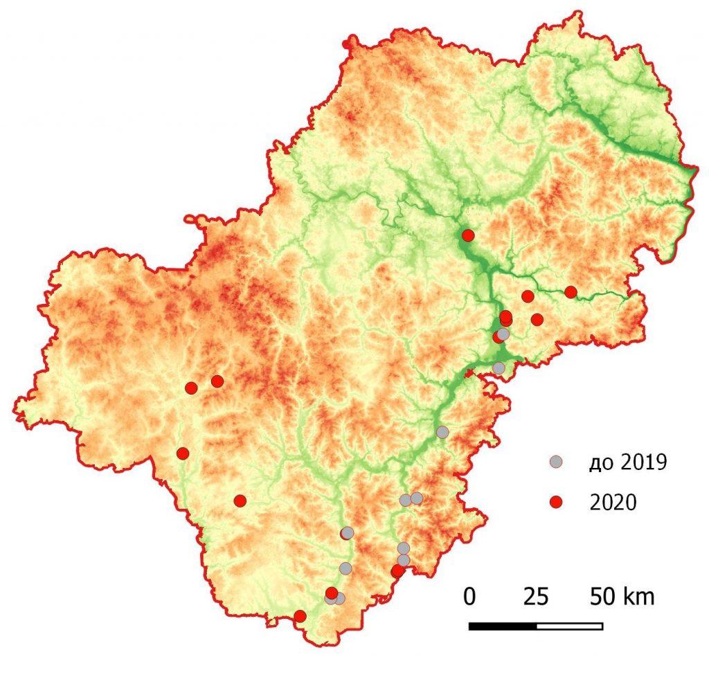 Пример карты